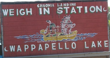 Chaonia landing